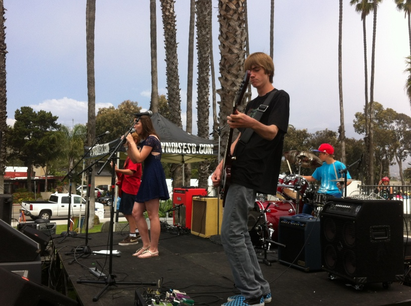 Skater's Point Youth Music Festival