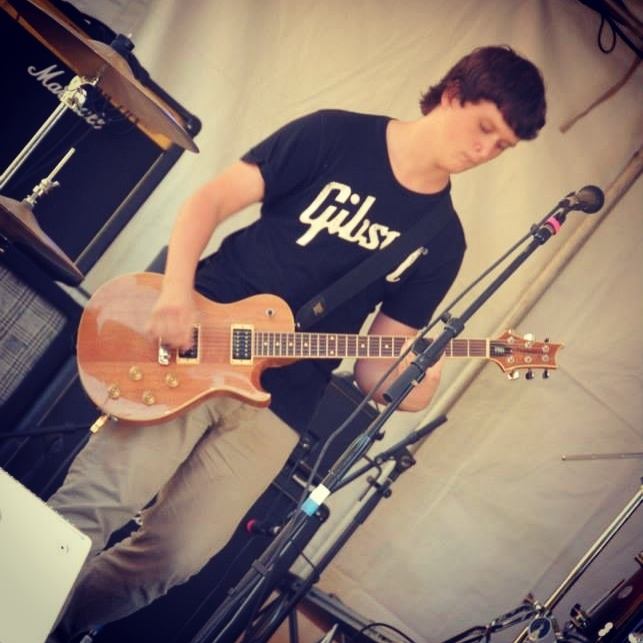 It's official! Cameron is Official Breakdown's new guitar player. We're STOKED!